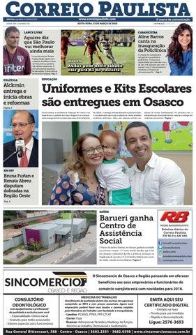 jornal Correio Paulista 1314 by Jornal Correio Paulista - issuu 9143470ca7198