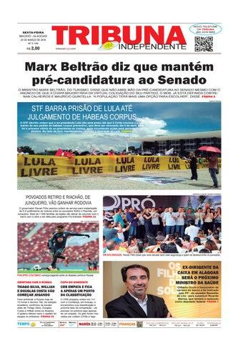 b002975798 Edição número 3109 - 23 de março de 2018 by Tribuna Hoje - issuu
