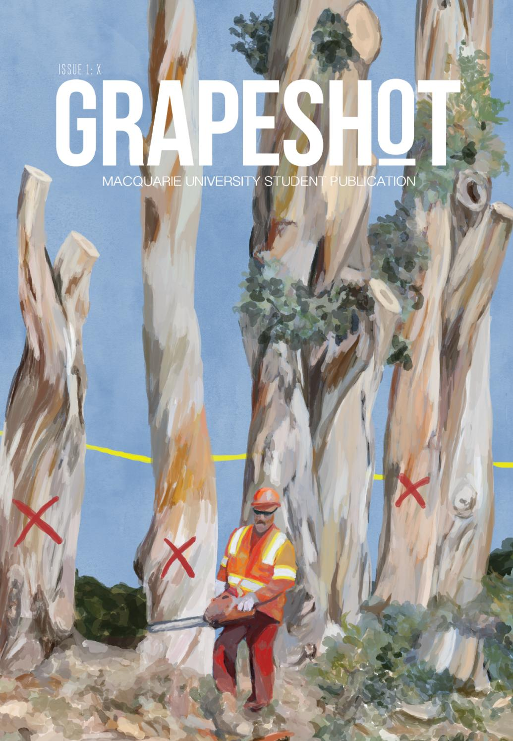 Grapeshot Magazine X By Grapeshot Magazine Issuu
