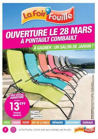 Catalogue-1808-Pontault-Combault by La Foir\'Fouille - issuu