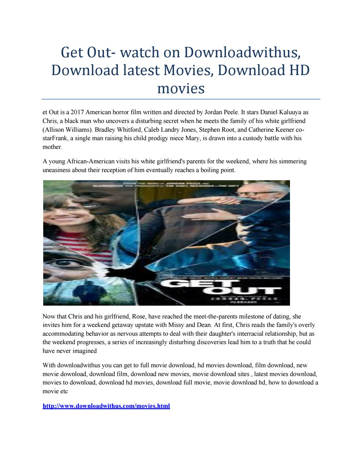 get out- watch on downloadwithus, download latest movies, download