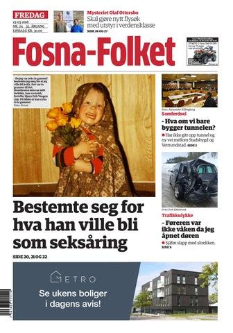 637c20dd Påske Fosna-Folket 2018 by Adresseavisen - issuu