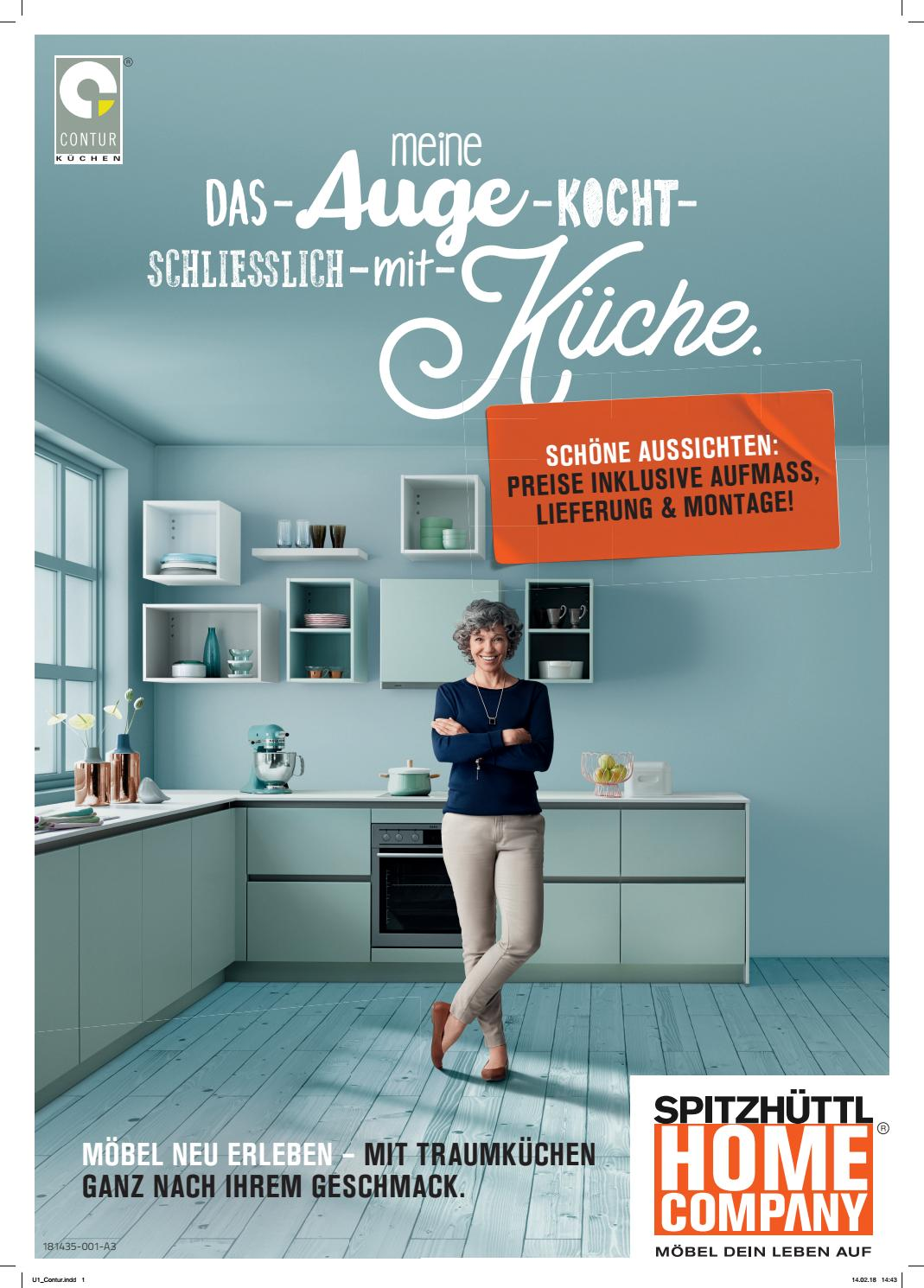contur k che katalog von der spitzh ttl home company bei w rzburg by spitzh ttl home company issuu. Black Bedroom Furniture Sets. Home Design Ideas