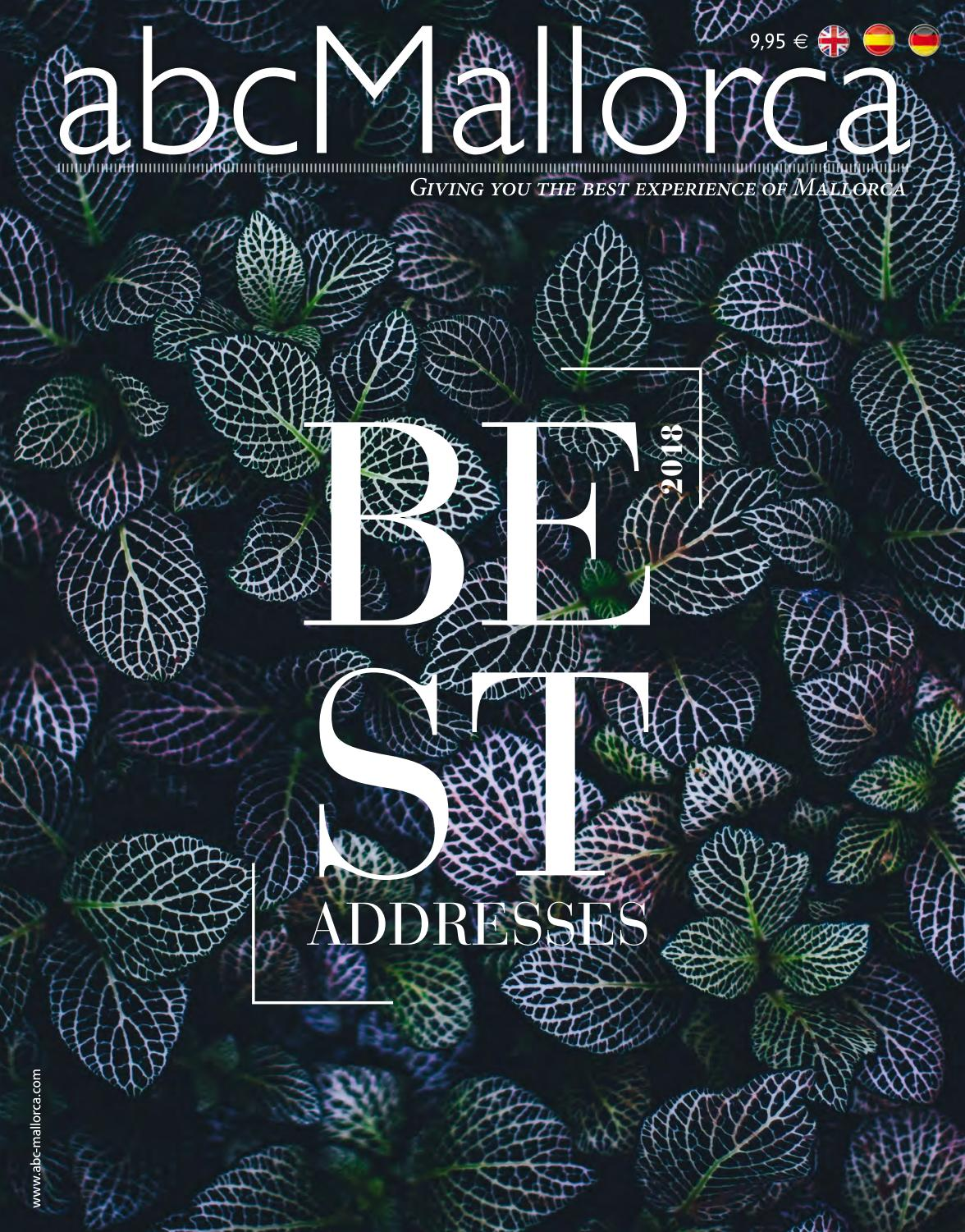 113th abcMallorca Best Addresses 2018 by abcMallorca - issuu