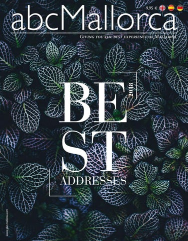 1b50187f4 113th abcMallorca Best Addresses 2018 by abcMallorca - issuu