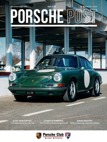 Porsche 911 Racing Center Hood Fuel Filler Cap  BLEU  NEW