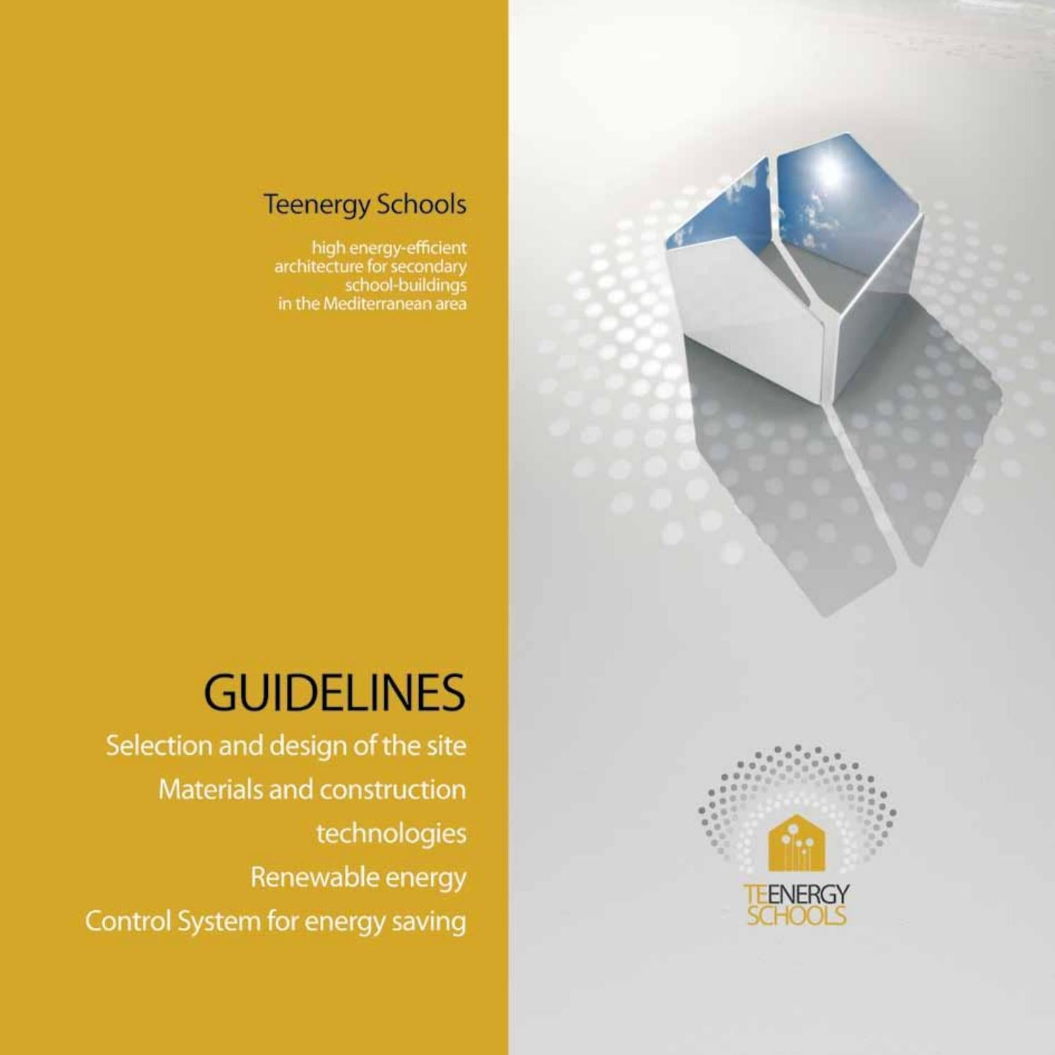 Teenergy School. Guidelines by rosa romano - issuu
