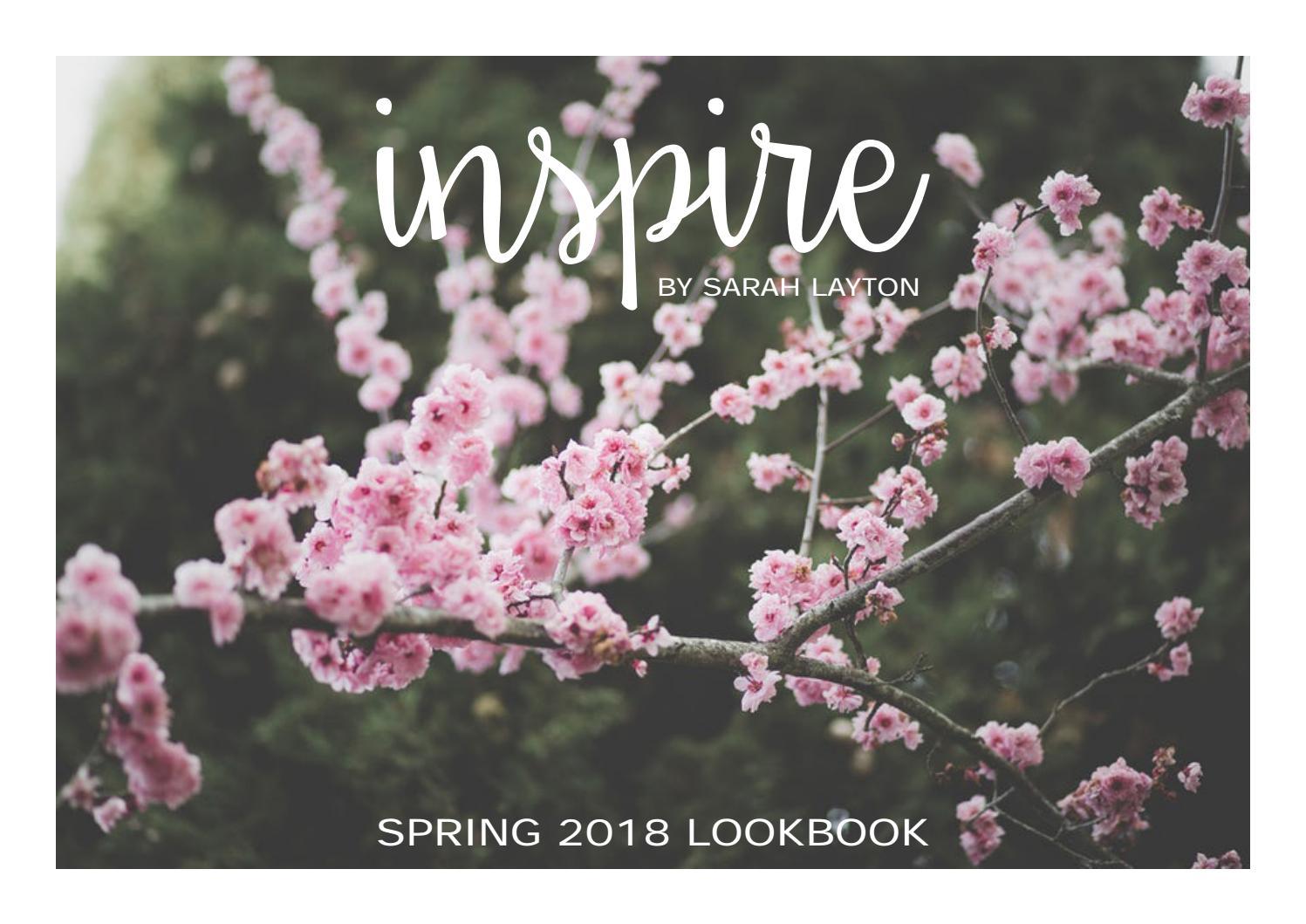 b69e02db9 Sarah Layton Spring 2018 Lookbook by sarahlayton - issuu
