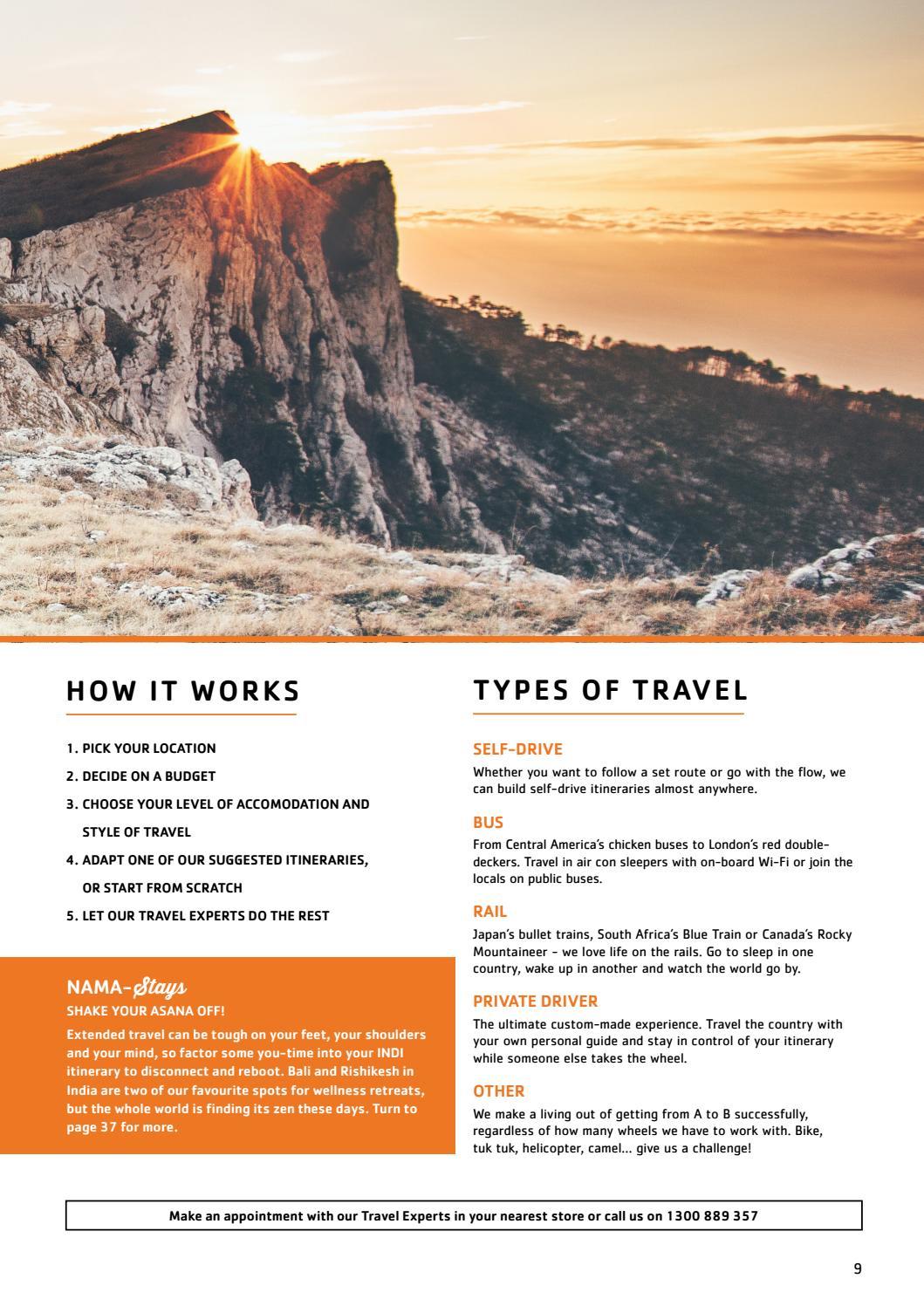INDI AU by STA Travel Ltd - issuu