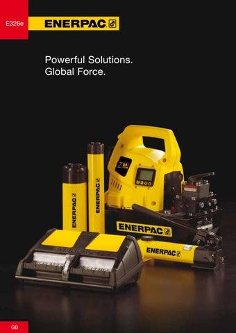 Enerpac powerful solutions global force by Koot van der Walt