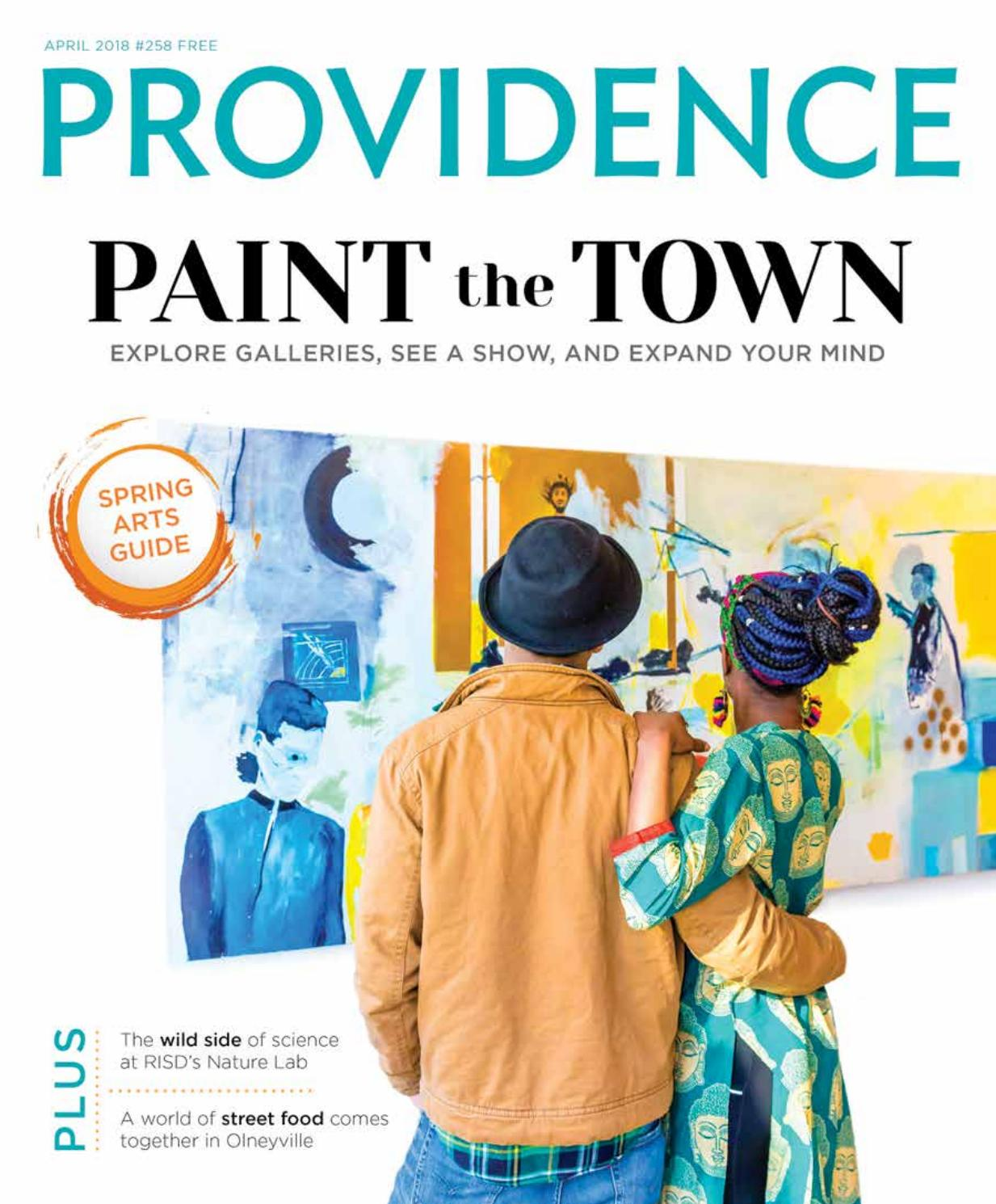 Providence Monthly April 2018 by Providence Media - issuu