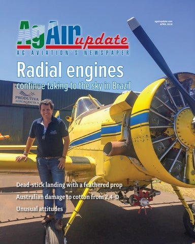 April 2018 - U S  Edition in English by AgAir Update - issuu