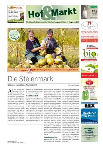 Hof & Markt   Fleisch & Markt 02/2016 by Kurt Heinz - issuu