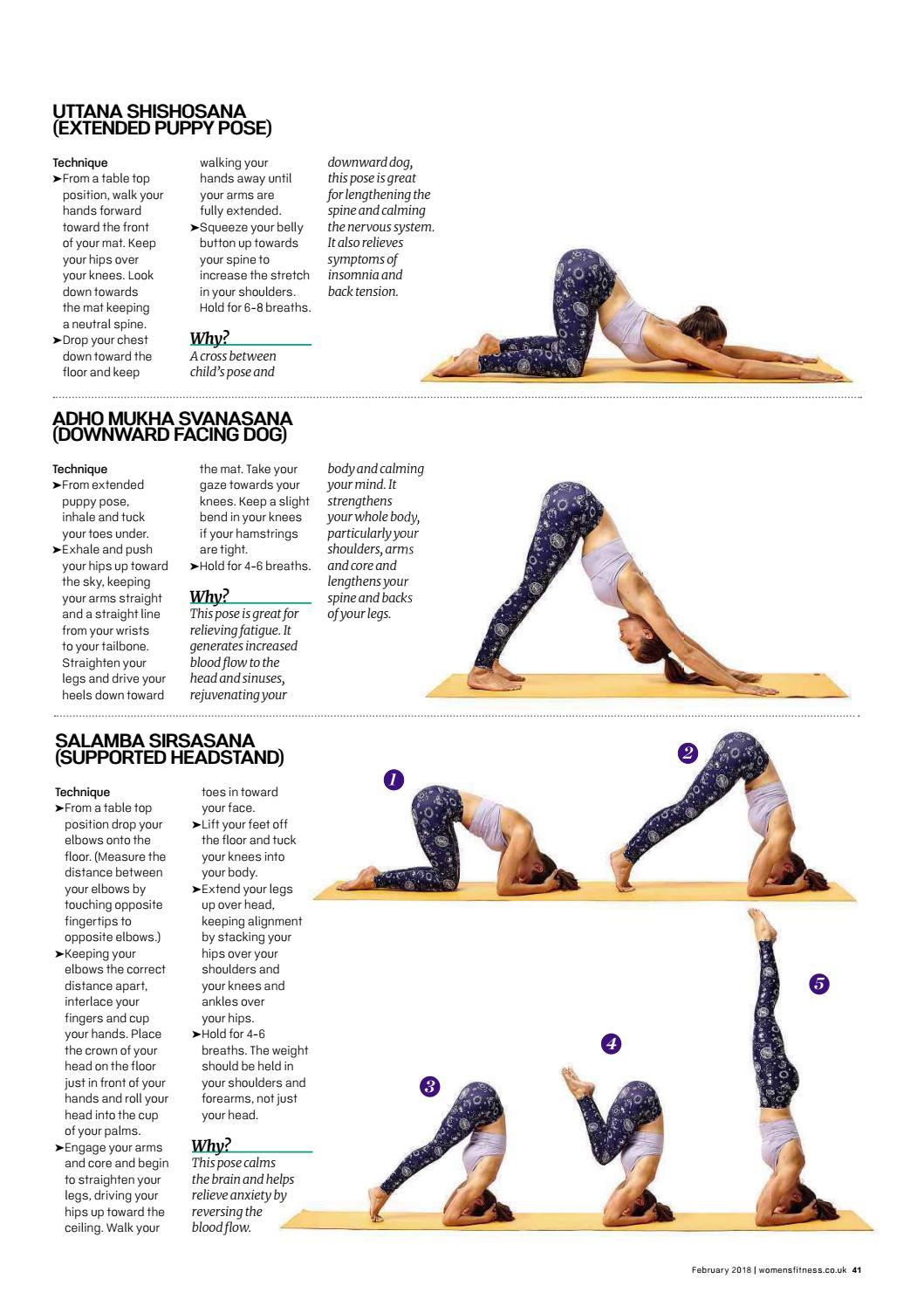 Women fitness uk february 50 by nguyenducthanhminh   issuu