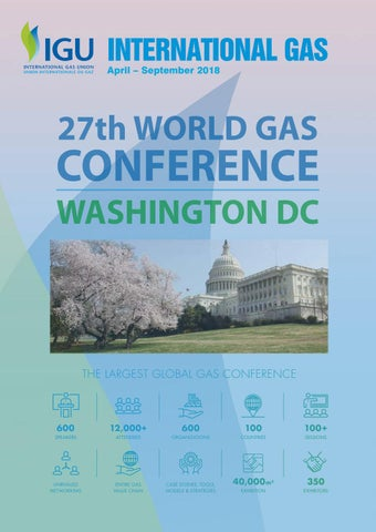 International Gas 2018 - Spring Edition by International