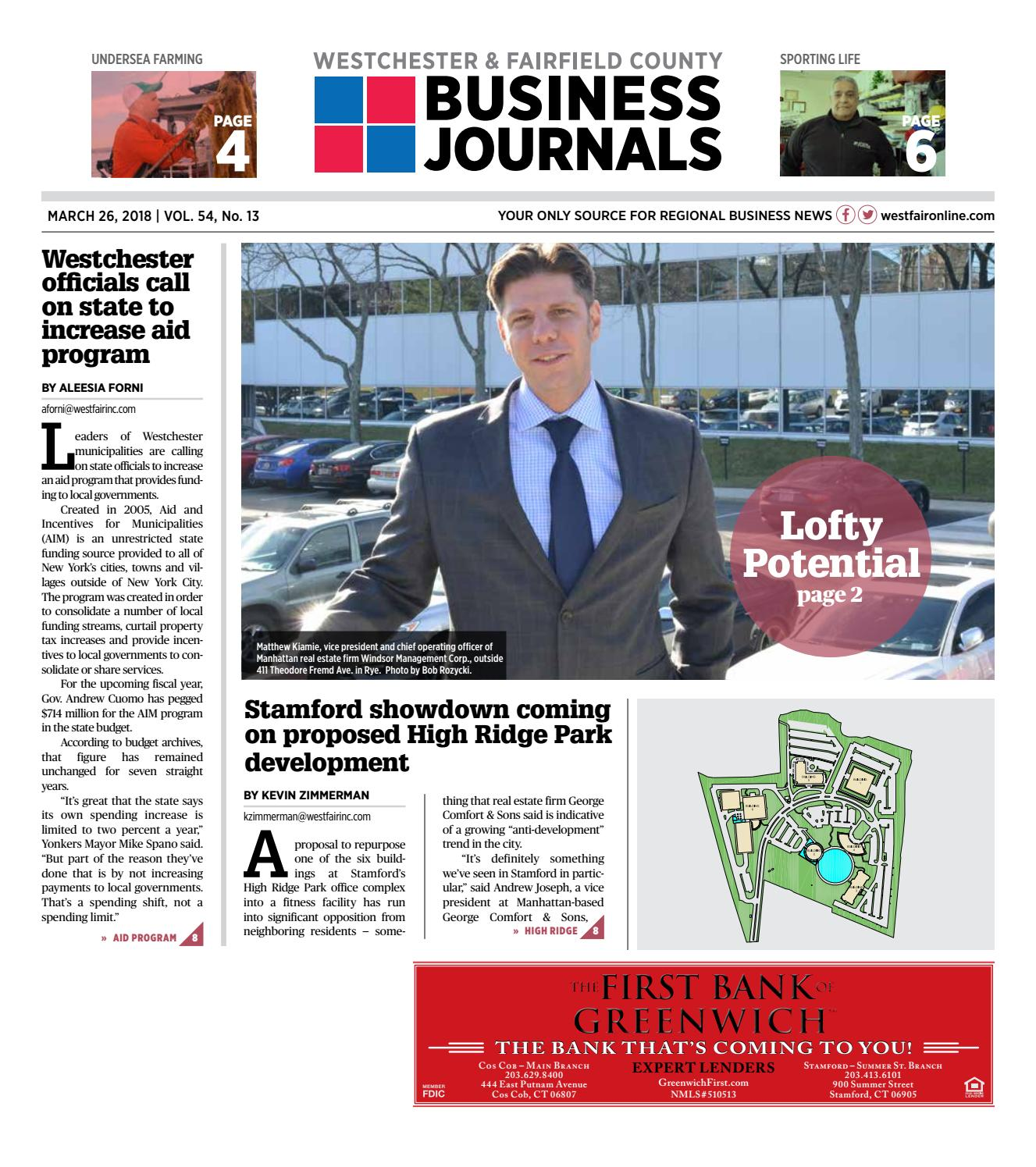 bd52e4b75 Westchester and Fairfield County Business Journals 032618 by Wag Magazine -  issuu