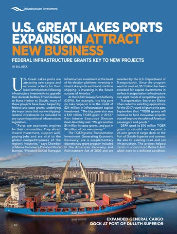 Page 30 of U.S. Great Lakes Ports Expansion Attract New Business