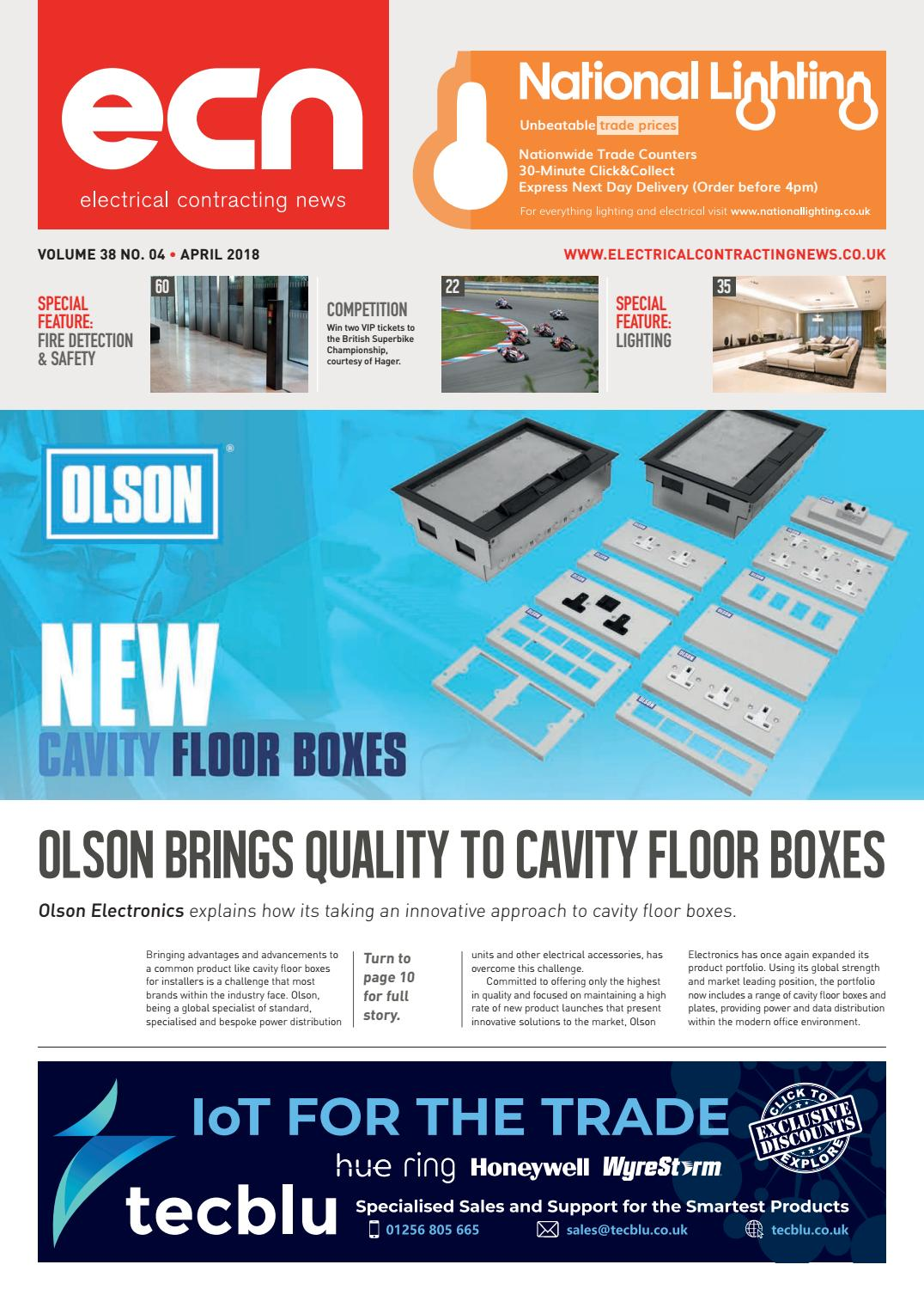 ECN April 2018 by All Things Media - issuu