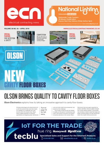 c5929883e16 ECN April 2018 by All Things Media - issuu