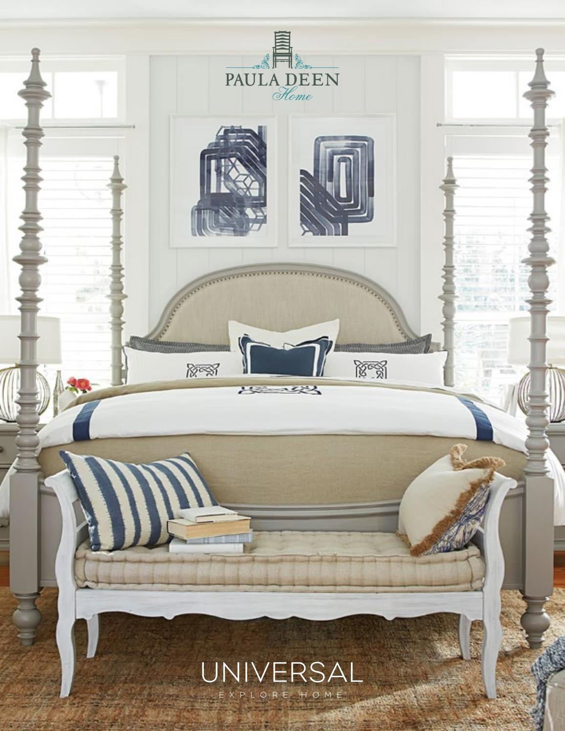Paula Deen Home By Universal Furniture Issuu