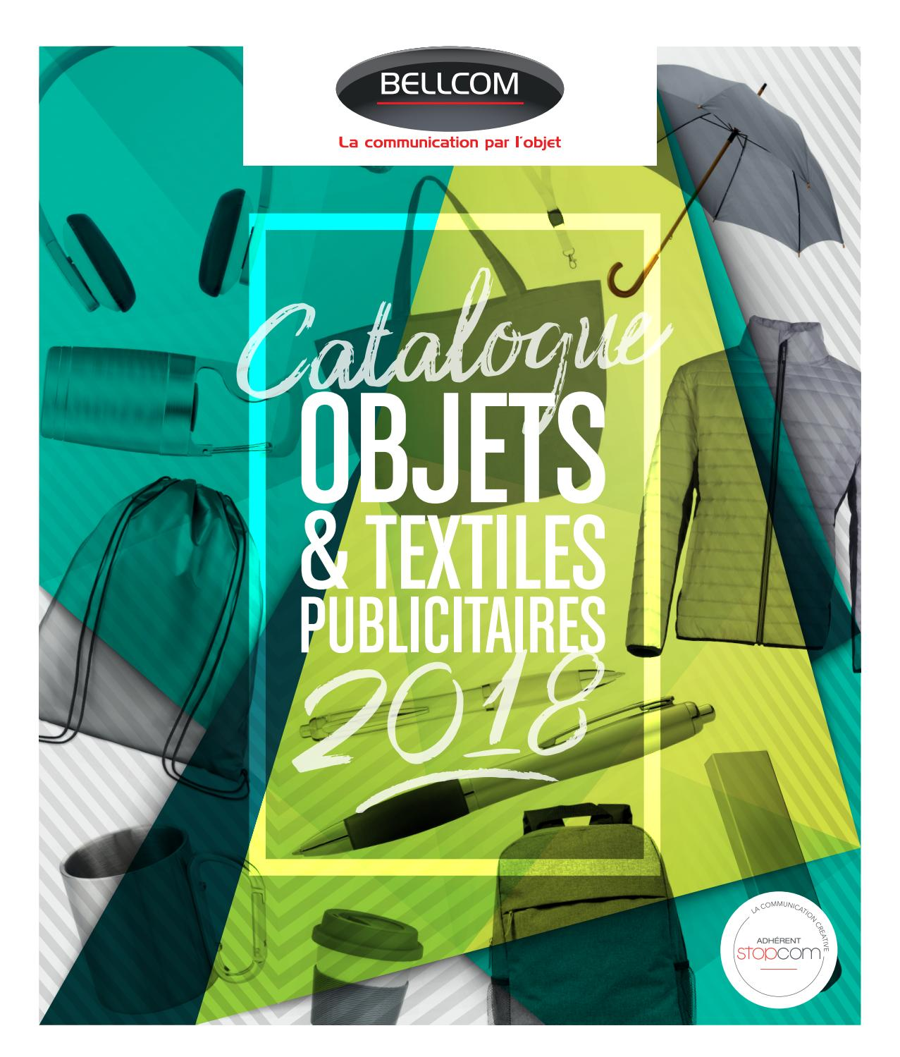 Bellcom 2018 by Objectif Goodies - issuu f9fcd8ce779