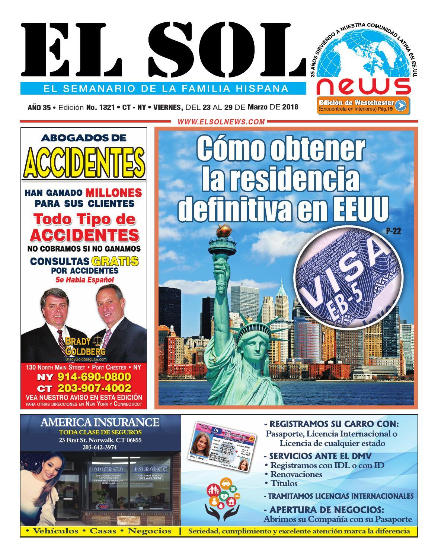 EL SOL News 1321 by EL SOL News - issuu