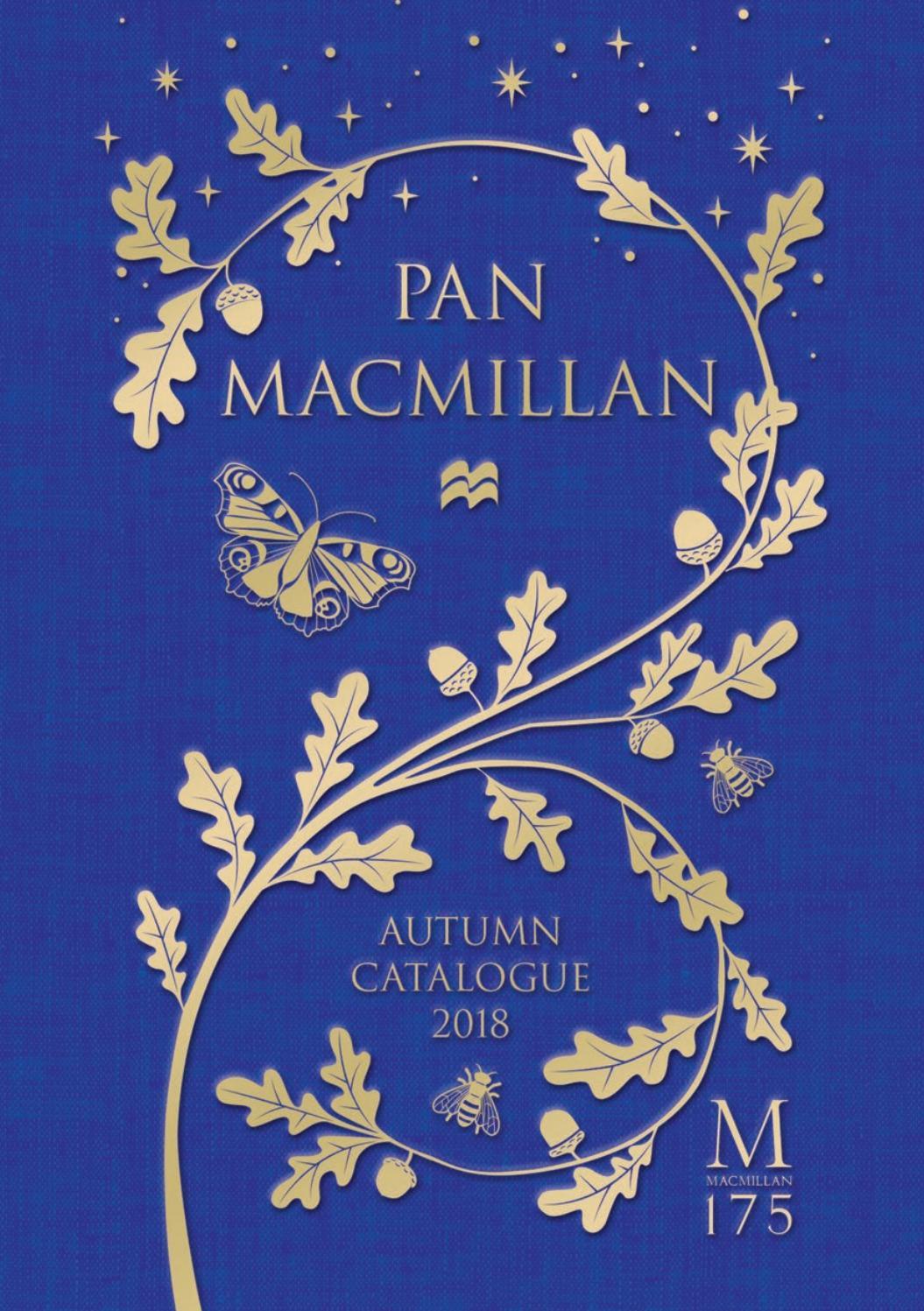 Pan Macmillan Autumn catalogue 2018 by James Luscombe - issuu