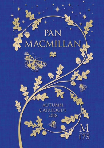 Pan Macmillan Autumn catalogue 2018 by James Luscombe - issuu