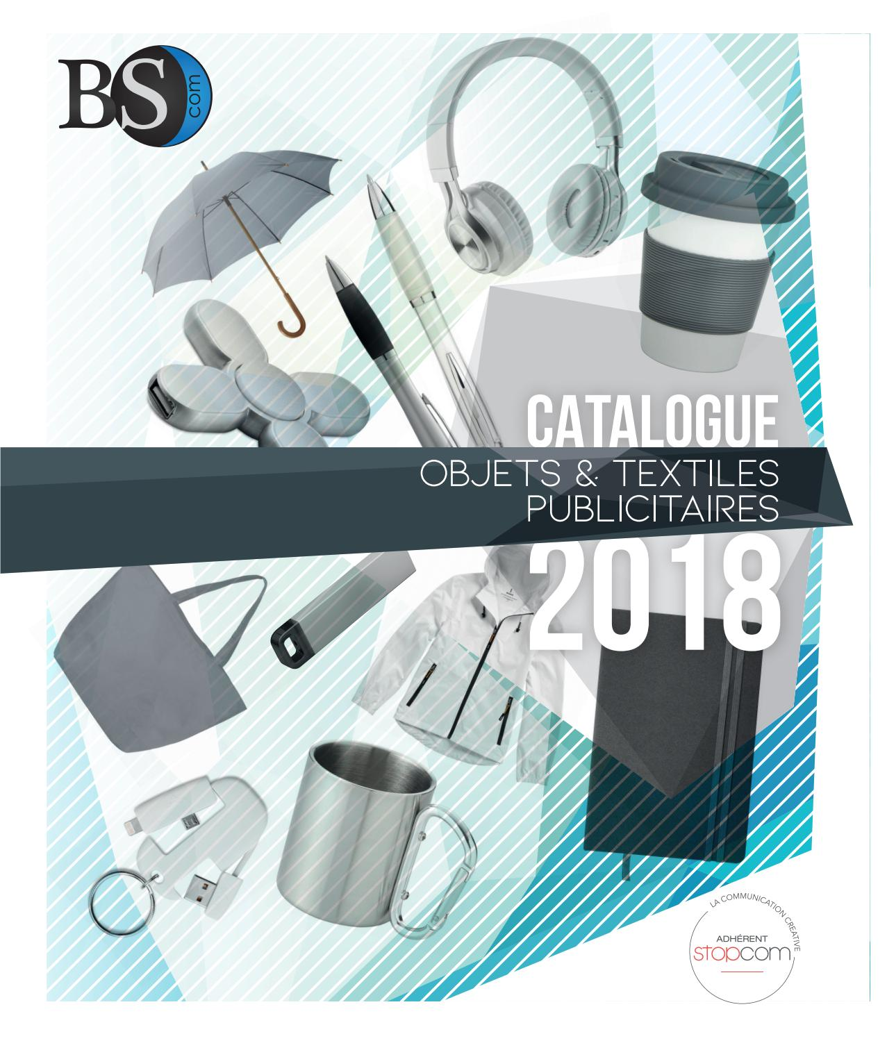 Bscom 2018 by Objectif Goodies - issuu 323d4788957