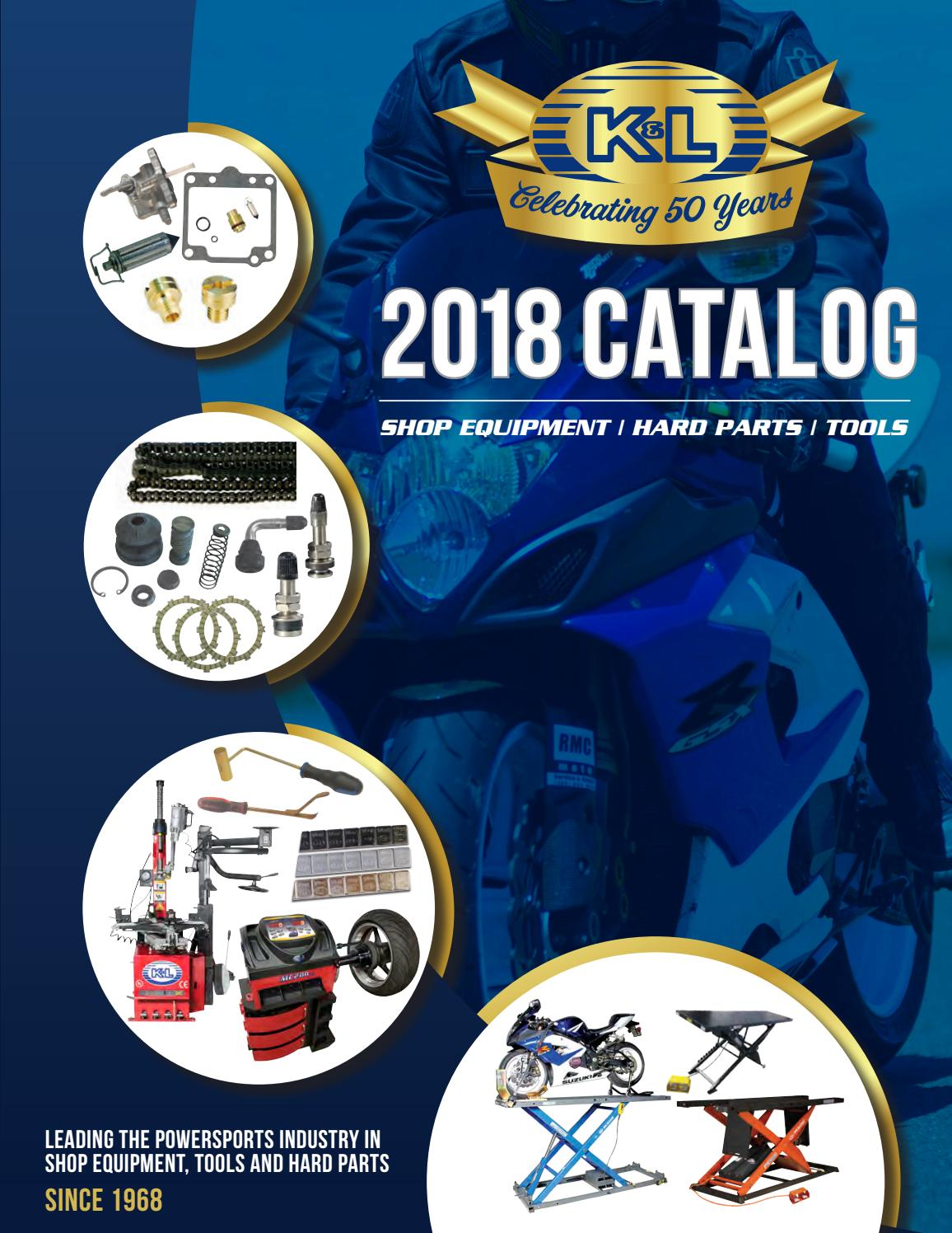 2018 Kl Supply Powersports Product Catalog By Company Karet Swing Arm Rx King Bulet Spesial K Original Yamaha Japan Nzl Part 135cc Issuu