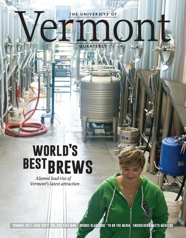 cd03cf3c7be Vermont Quarterly Summer 2017 by University of Vermont - issuu
