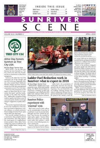 Sunriver Scene April 2018 by Sunriver Scene - issuu