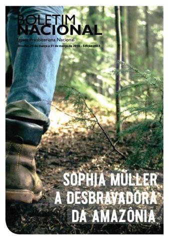 Resultado de imagem para Sophia Müller: a desbravadora da Amazônia