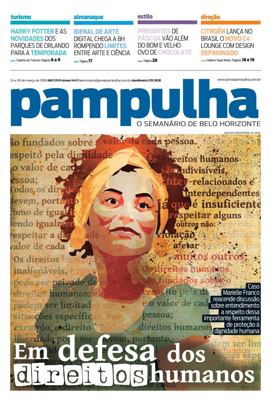 ddbaec66927b6 Pampulha - 24 a 30 de março de 2018 by Tecnologia Sempre Editora - issuu