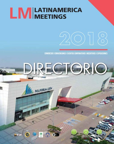 7a07333d64c58 Directorio 2018 by Latinamerica Meetings - issuu