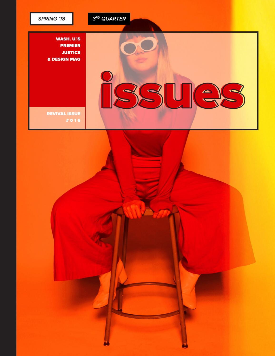 The REVIVAL Issue by ISSUES Magazine - issuu