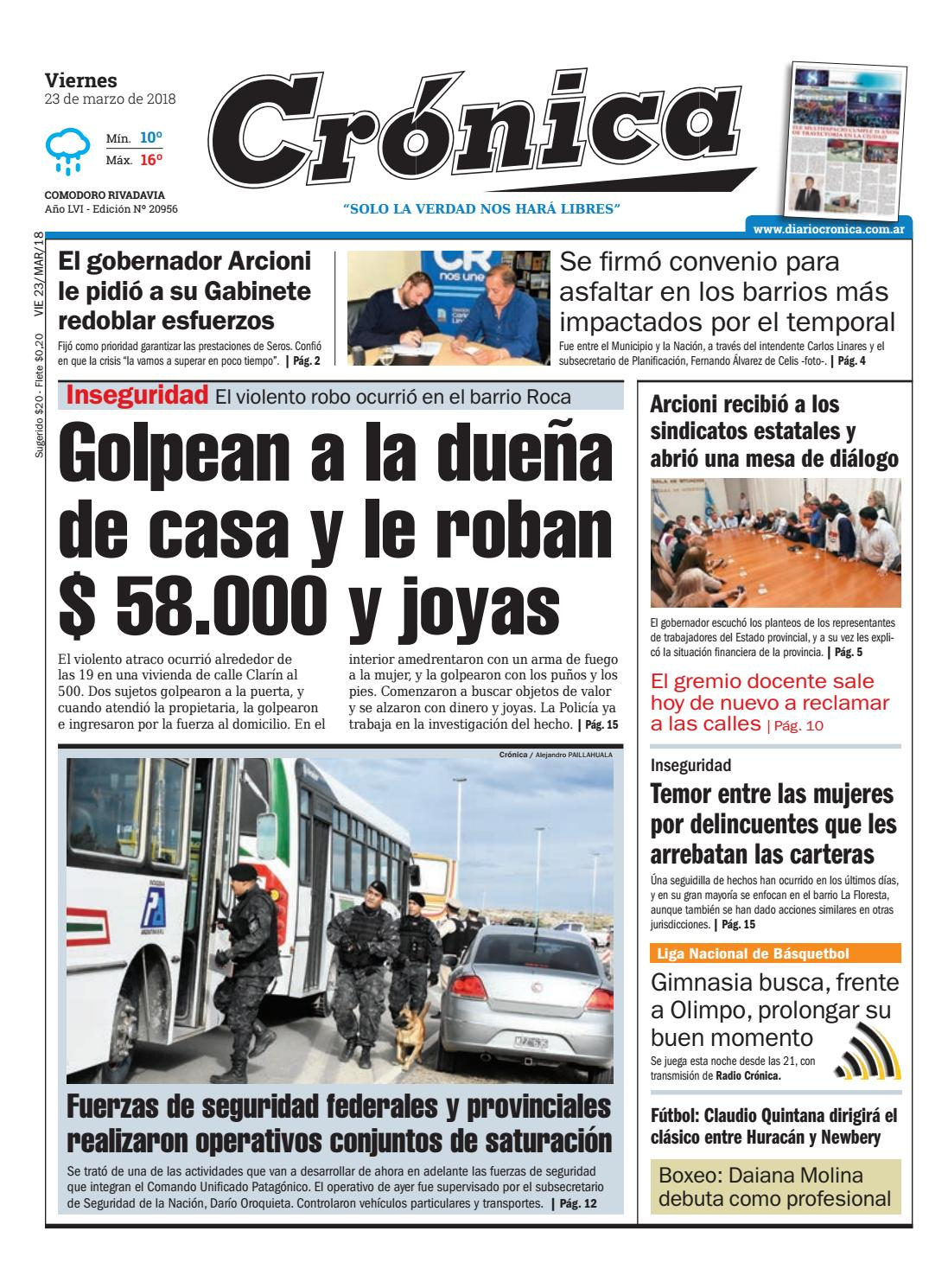 0518c401f8595d0363a319de373a1731 by Diario Crónica - issuu e1d55ce2660
