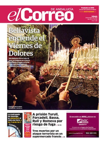 e90ef839c4e5 24.03.2018 El Correo de Andalucía by EL CORREO DE ANDALUCÍA S.L. - issuu