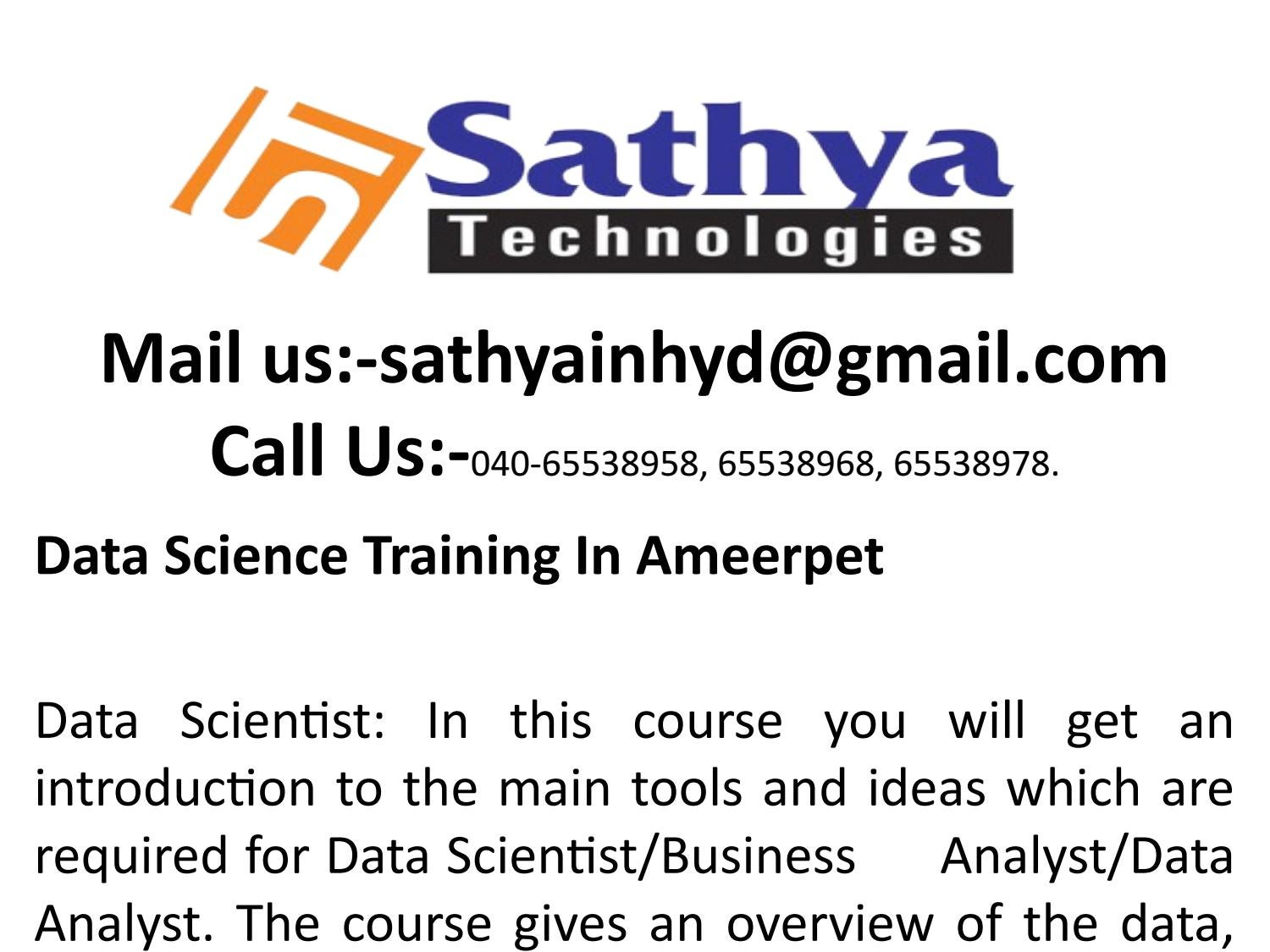 Data science ppt by ramusathya5555 - issuu