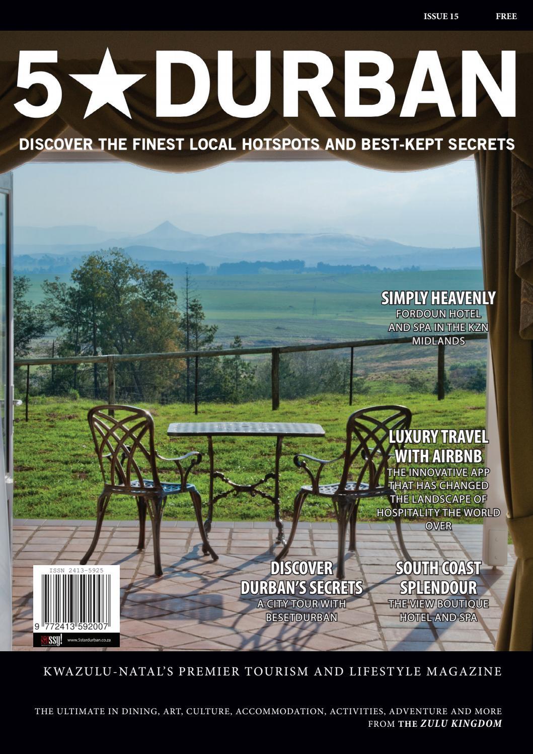 5 Star Durban Issue 15 by