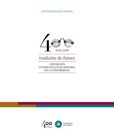 99684a5a4c82 Universidad oviedo 400 años by Elías García Fuentes - issuu