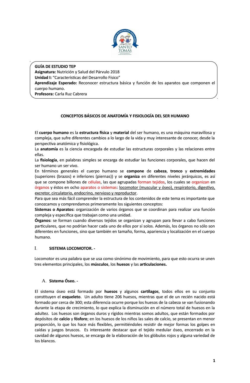 Cuerpo humano 2018 by CarlaOriana - issuu