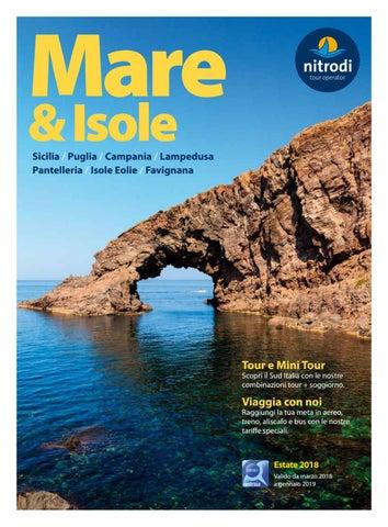 3f418283e36ac1 Mare e Isole 2018 - Nitrodi Viaggi - Catalogo 2018 by Nitrodi Viaggi ...