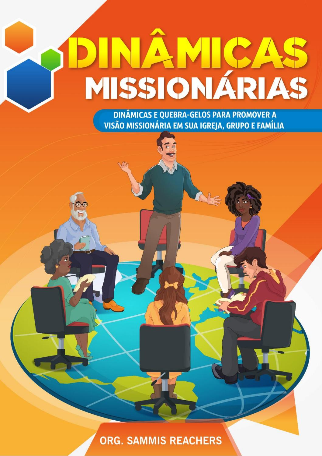 Dinâmicas Missionárias Dinâmicas E Quebra Gelos Para