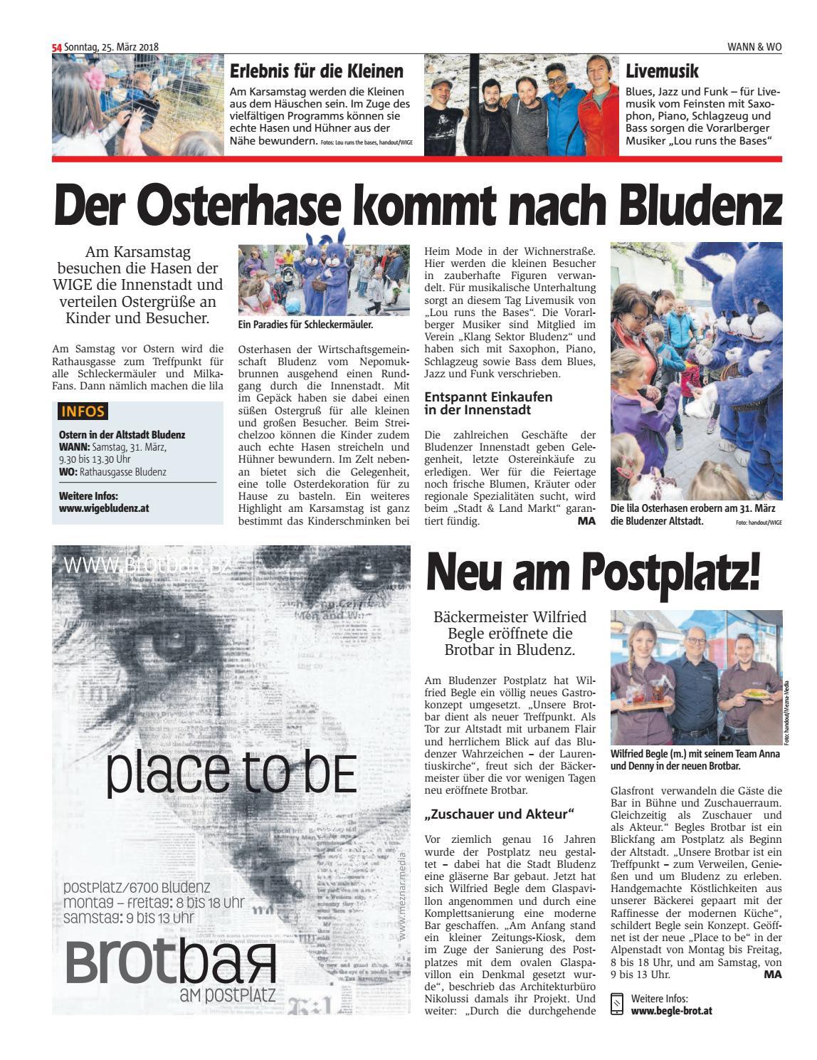 Bludenz - Lndleanzeiger