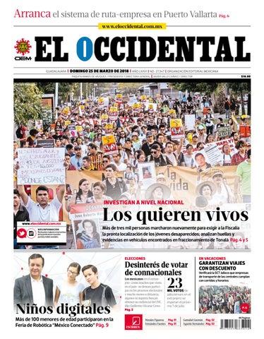 Edición digital EL OCCIDENTAL by EL OCCIDENTAL - issuu 1100d636ea7