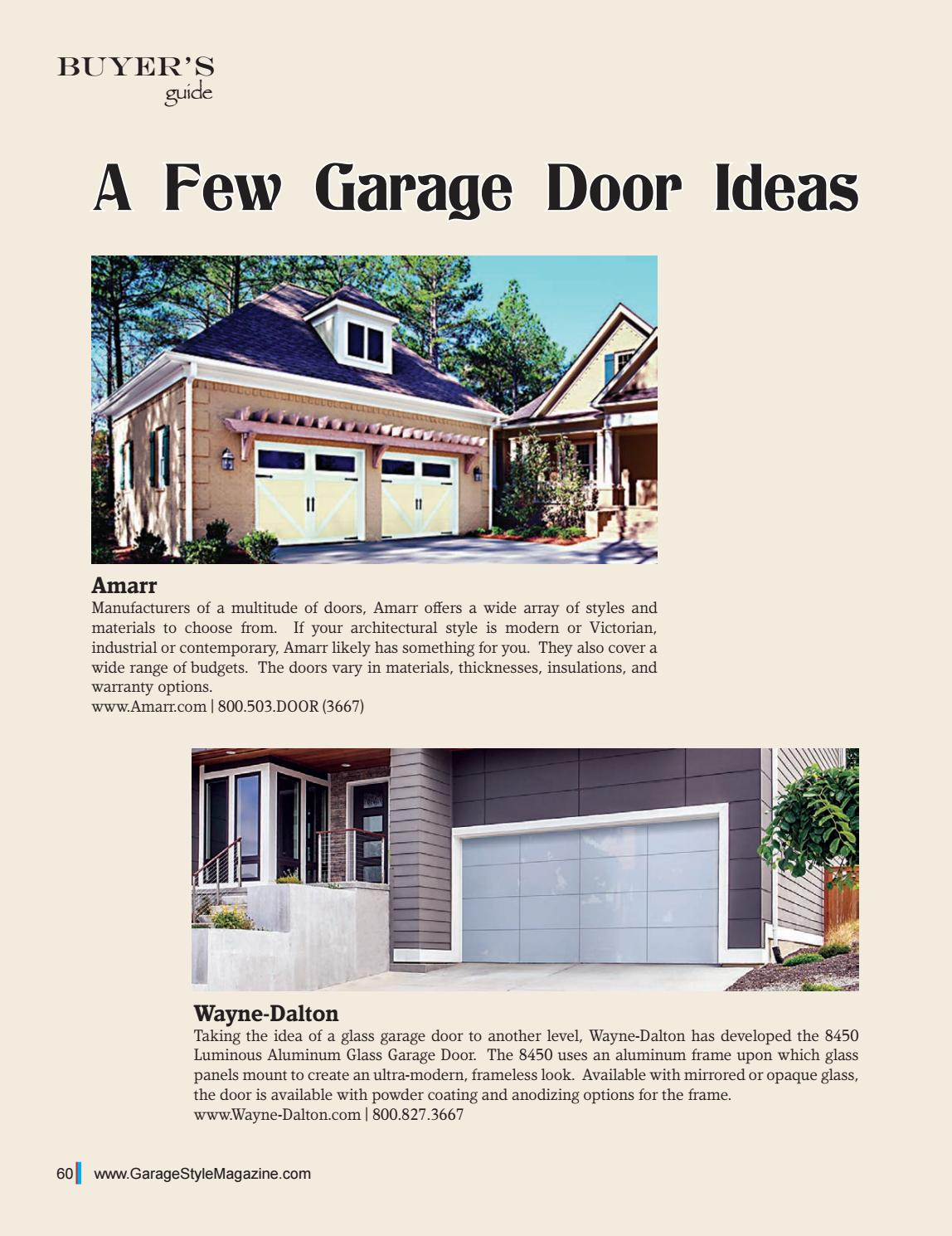 Issue 40 Buyers Guide By Garage Style Magazine Issuu