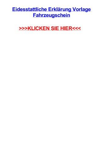 eidesstattliche erklärung dissertation hu berlin