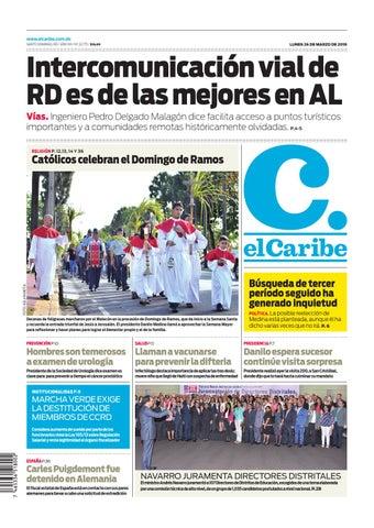 elCaribe by Multimedios del Caribe - issuu 5739e5eea5df