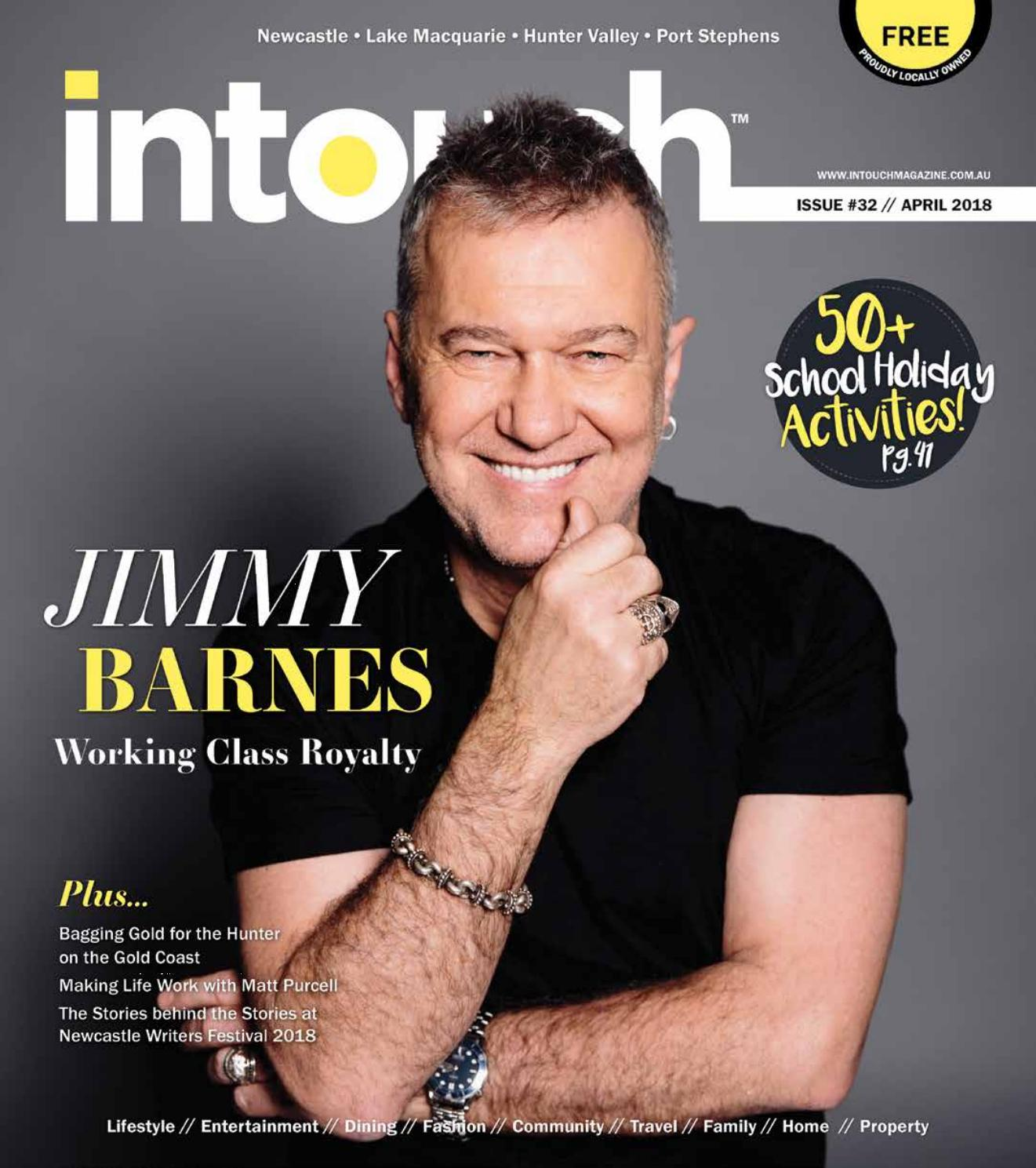 Newcastle, Lake Macquarie, Hunter Valley & Port Stephens | April 2018 by  INTOUCH MAGAZINE - issuu